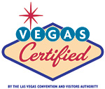 Certified Vegas Travel Specialist
